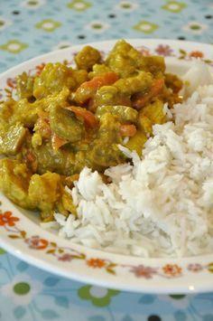Recept/bereiding van Sofie Ballieubenodigdheden(voor 3 à 4 personen)olijfolie1 ui, fijn gesneden2 teentjes knoflook, fijngehakteen flink stuk gember, fijngehakt1 tl korianderpoeder2 wortels, geschild en in stukjesee
