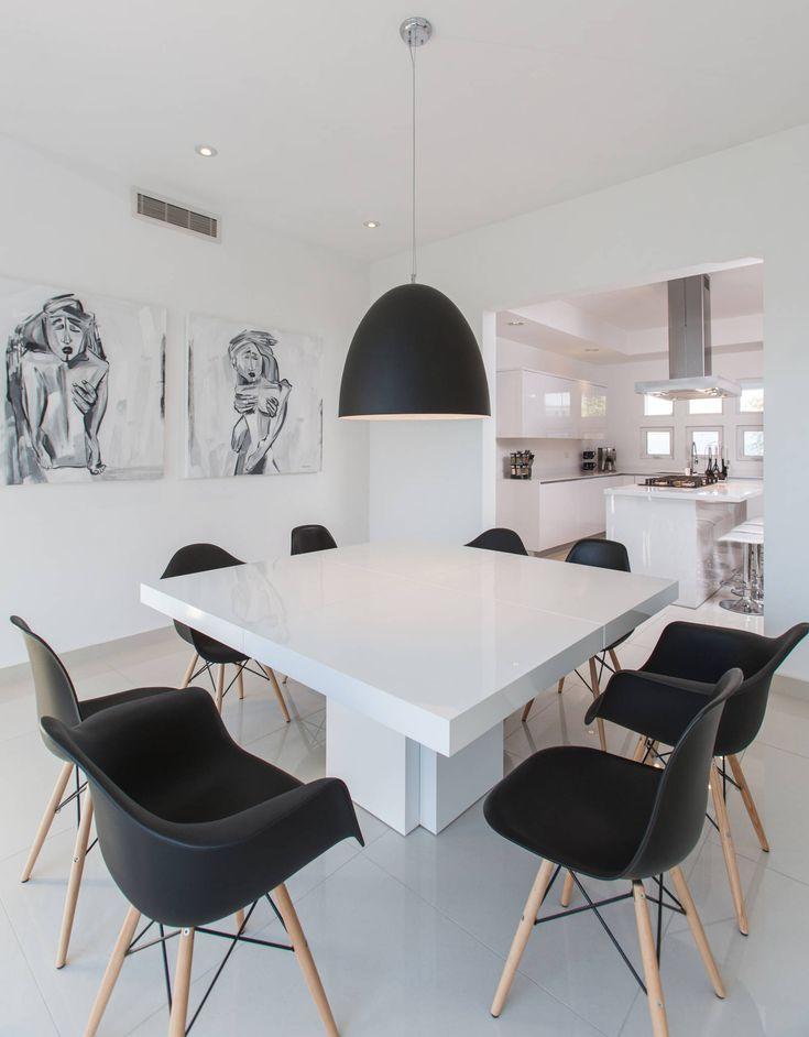 Die besten 25+ Minimalistische Esszimmer Ideen auf Pinterest | Diy ...
