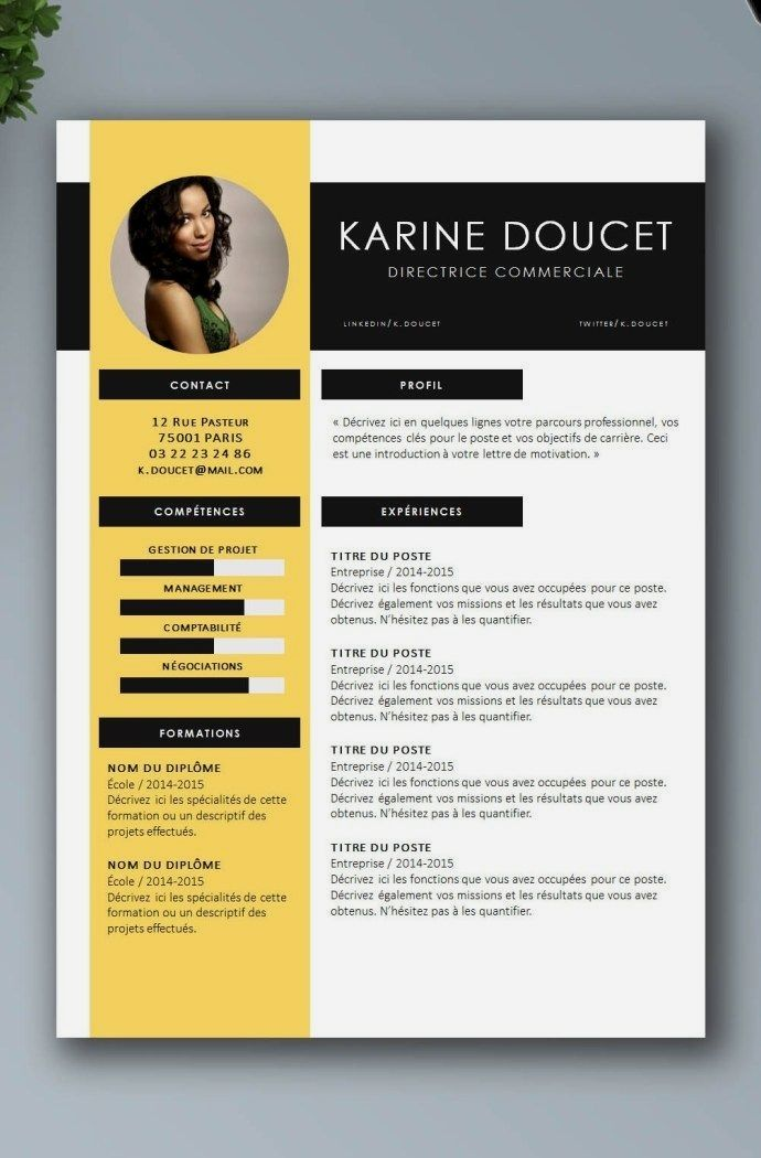 26 Free Resume Design For Men With Photo Resume Design Creative Graphic Design Resume Resume Design