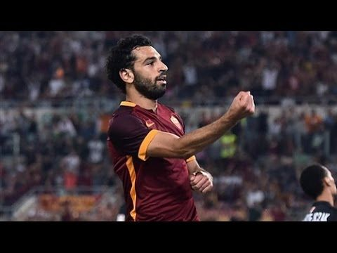 Mohamed Salah-Welcome To As Roma-Goal & Skills 2015