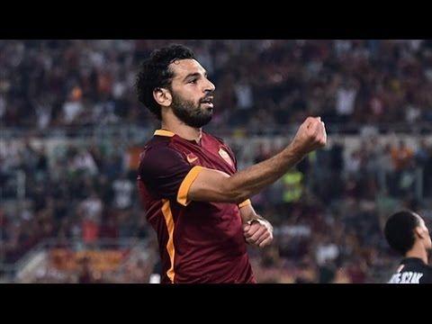 Mohamed Salah-Welcome To As Roma-Goal & Skills 2015