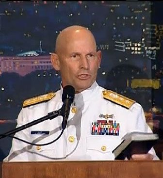 Rear Admiral Will Not Back Down From 'My Right Under the Constitution' to Share Faith    Read more: http://joemiller.us/2013/05/rear-admiral-will-not-back-down-from-my-right-under-the-constitution-to-share-faith/#ixzz2SR88Jz4E