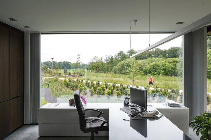 Contemporary Office NETE Westerlo, Belgium 18 -