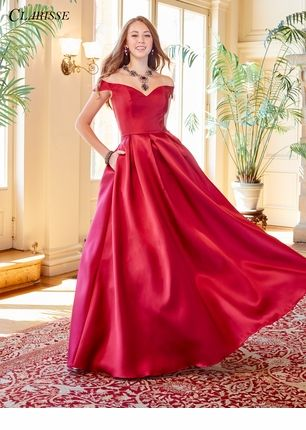 dbe319e6ec Off the Shoulder Ball Gown 3442