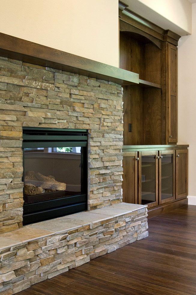Diy Brick Stone Veneers: 22 Best Images About Fireplace Makeover Ideas On Pinterest