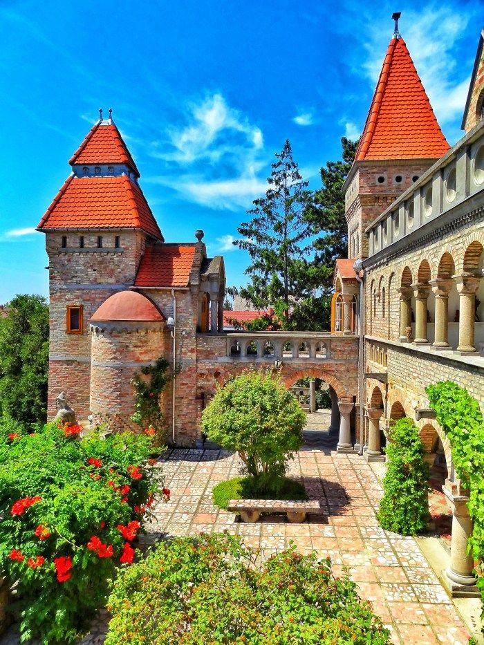 Bory Var Castle Szekesfehervar, Hungary