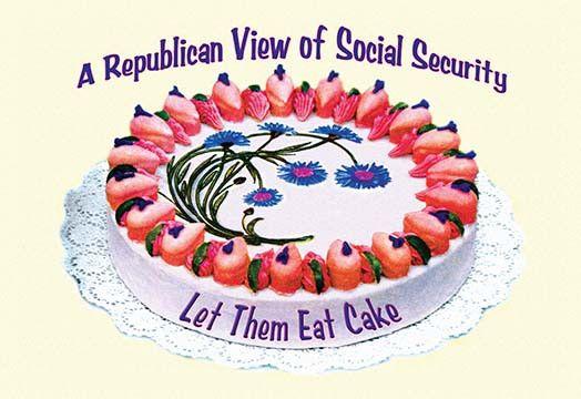 A Republican View of Social Security