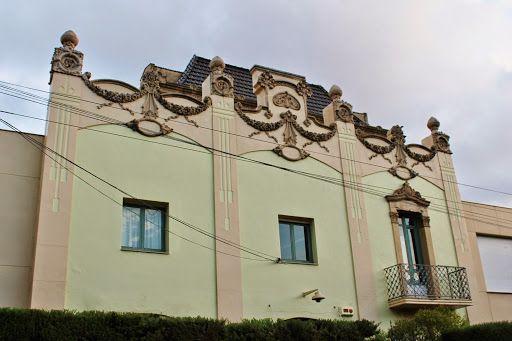 Rehabilitacion de edificio modernista en Barcelona