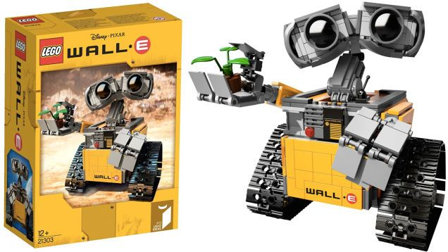 Back in February, Lego announced that it would be putting Angus MacLane's WALL•E Lego Ideas model into production. Which is fitting, because Angus is actually a Pixar animator who worked on the film. And today, courtesy of the SmythsToys website, we might finally have our first look at the official Lego version of WALL•E.