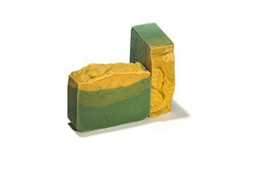 Avocado Soap with Jasmine Oil (4 Oz Bar) - Handmade Natural Organic Soap with Therapeutic Essential Oils Like Avocado Oil, Jasmine Oil. Moisturizing Body Soap Bar Excellent for Skin, Face. With Shea, Glycerin, Avocado Jasmine Cucumber Beauty Soap.
