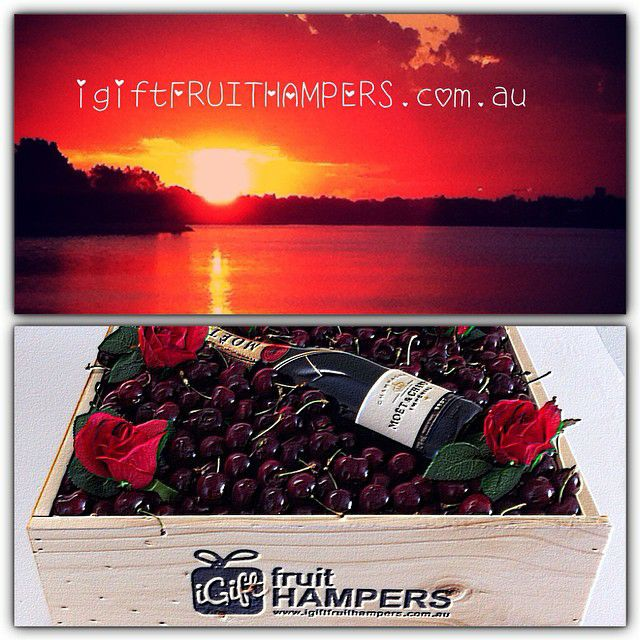 Eating cherries at the bay!  #fruithampersaustralia #fruitgifts #fruithamperssydney #sunrise #sun #TagsForLikes #TFLers #pretty #beautiful #red #orange #pink #sky #skyporn #cloudporn #nature #clouds #horizon #photooftheday #instagood #gorgeous #warm #view #night #morning #silhouette #instasky #all_sunsets