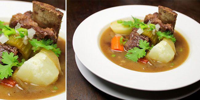 Resep Sop Iga Sapi | Resep Masakan Indonesia