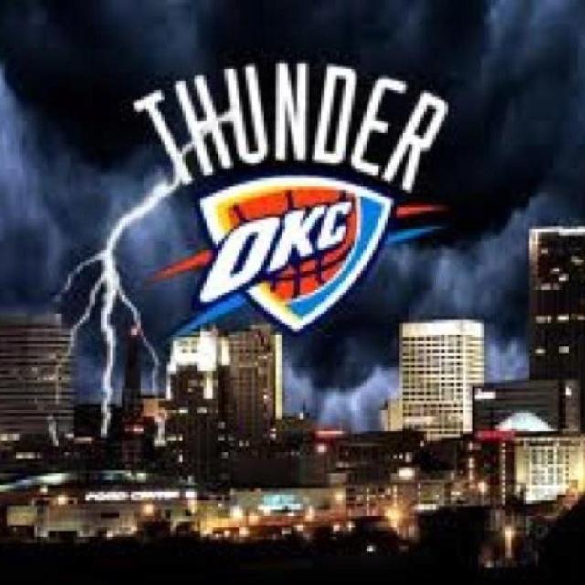 Okc Thunder Wallpaper Hd: 1000+ Images About OKC THUNDER LOUD CITY!!!! š�⚡⚡⚡⚡⚡⚡⚡ On