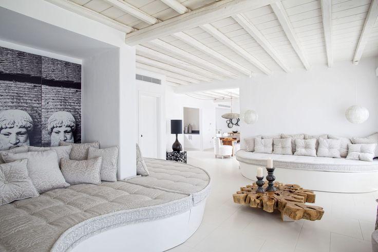 Unique Villa of Ornos