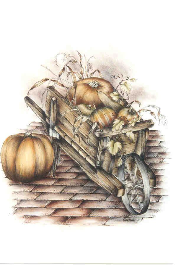 Шаблон Пакетов - Обильный Урожай