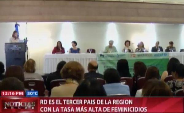 RD Es El Tercer País De La Región Con La Tasa Más Alta De Feminicidios #Video