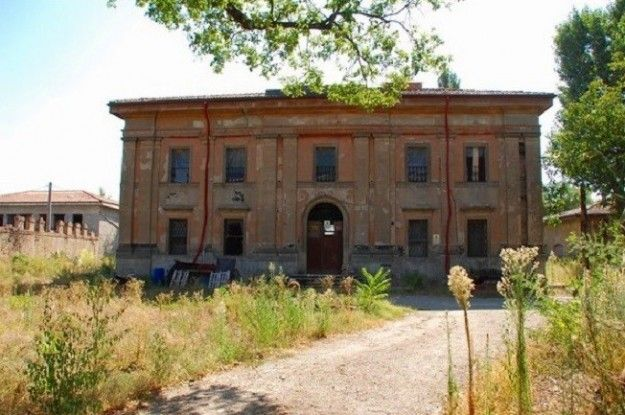 In Italy there is a Villa named Villa Clara. It takes the name of a girl who is said to be buried alive in the villa by his father. Her ghost can be seen.