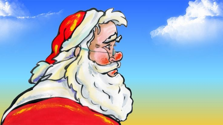 """Santa's Christmas: Learn French with subtitles - Story for Children """"Boo..."""
