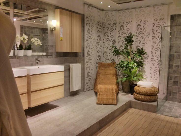 Godmorgon, IKEA Thiais, France. Ikea Bathroom VanityTile ...