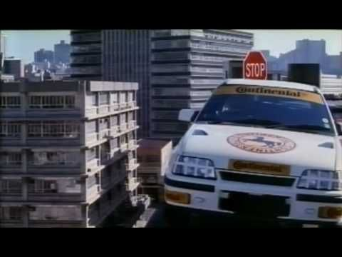 The Classic Continental Rooftop Ad: Version 2 - Continental Car Tyres