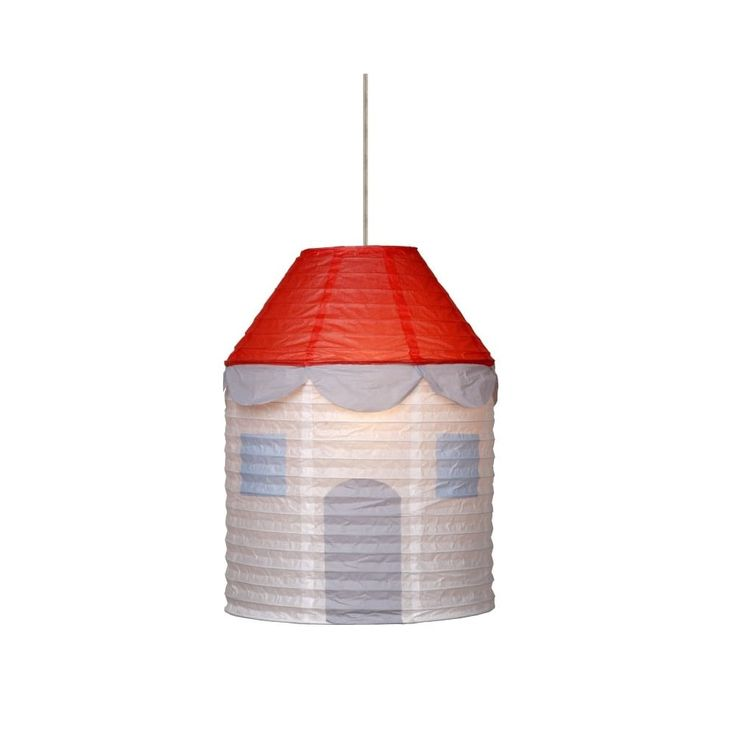 Paper House Lantern  Finish/Colour: Paper, Red Lamp: 1 x E27 Diameter: 30cm Lamps not supplied Warranty: 2 Year Weight: 0.55kg  #ideas4lighting #clanyrelighting #pendants #tablelamps #art #design #floorlamps #eglo #2017 #ceilinglights #lighting #crystal #chrome #diamonds #cafe #restaurant #business #lights #future #outdoorlighting #outdoor #concrete