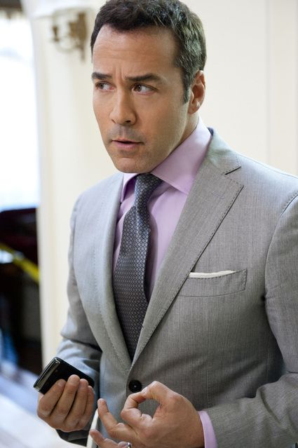 Say what you want about Ari Gold, the man knew how to dress.
