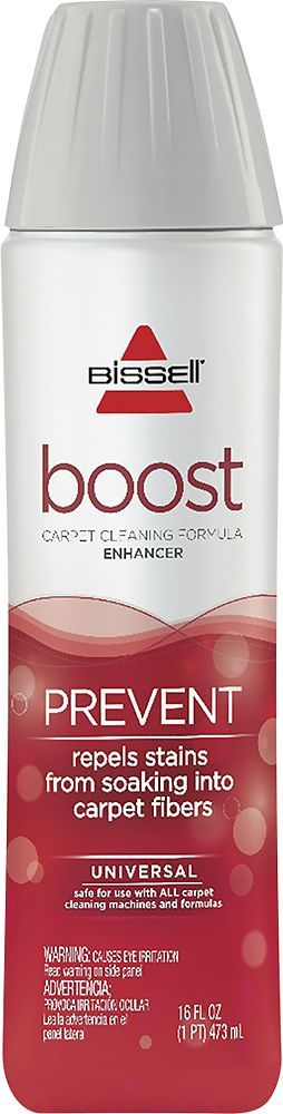 BISSELL - Prevent Boost Carpet Cleaning Formula Enhancer Stain Remover, 14071
