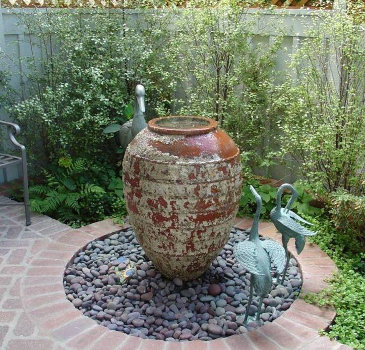 Indoor Courtyard Garden Water Features