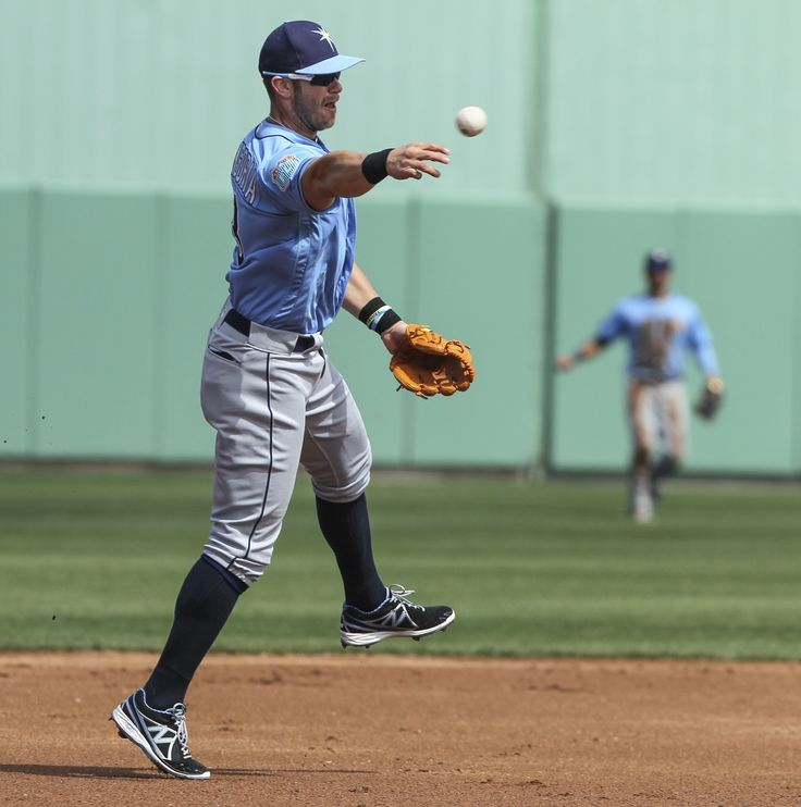 RAYS: Defensive struggles not cause for concern yet | SUNCOAST ...