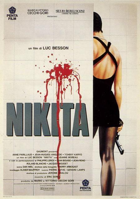 Nikita par Luc Besson