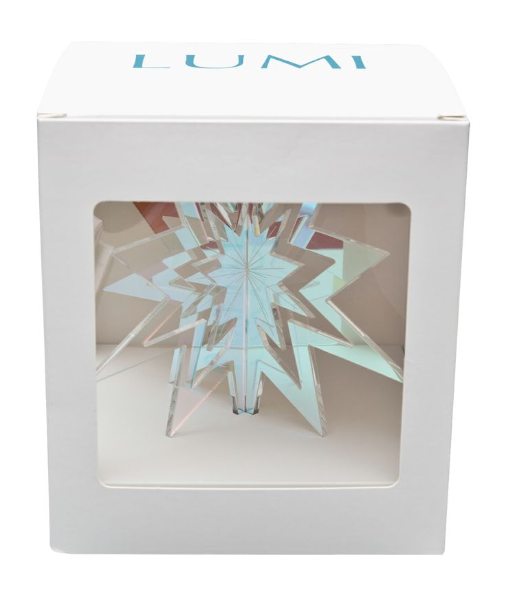 LUMI topstar from Rølga.  Limited edition - only 500 pcs is, and will be made. 130 pcs already sold!!!   Material: radient plexiglas  Buy it on: http://rolga.tictail.com