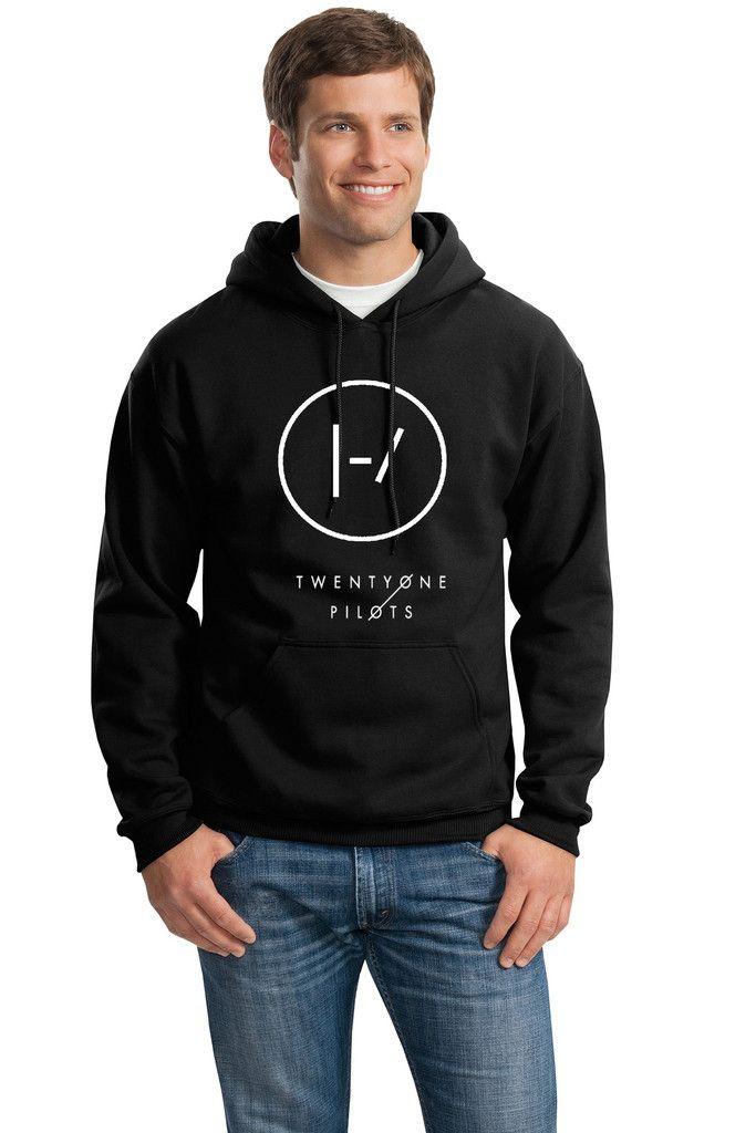 Twenty One Pilots Hooded Sweatshirt #2 - 210 Kreations  - 1