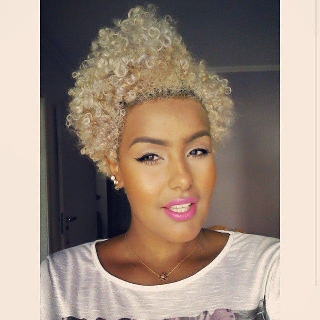 271 Best Images About Tapered Twa Natural Hair On Pinterest
