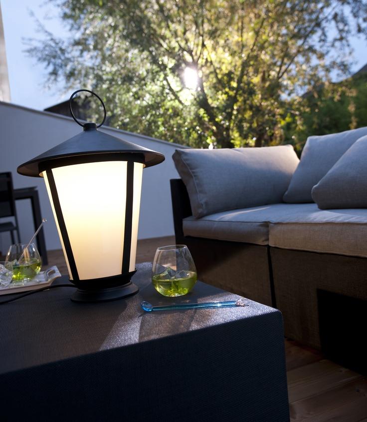 17 meilleures images propos de luminaires et mobilier for Baladeuse design exterieur