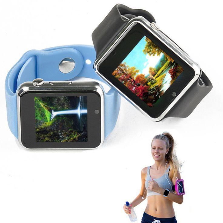 Heart Rate Tracker, Fitness Tracker Sleep Monitor Push APP Intelligent Bluetooth Smart Watch