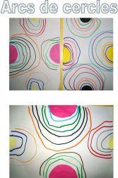 11 arcs de cercle