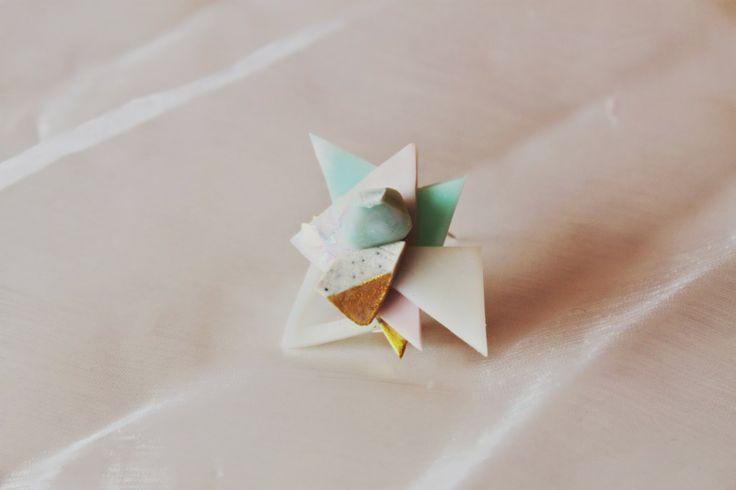 New polygon jewellery