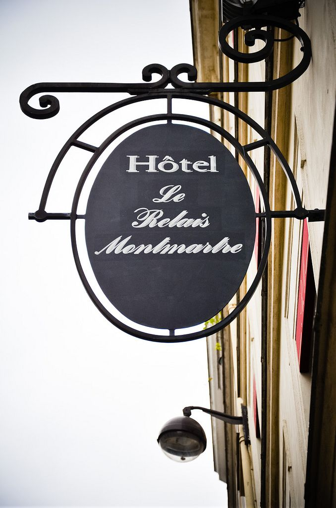 Le Relais Montmartre | Flickr - Photo Sharing!