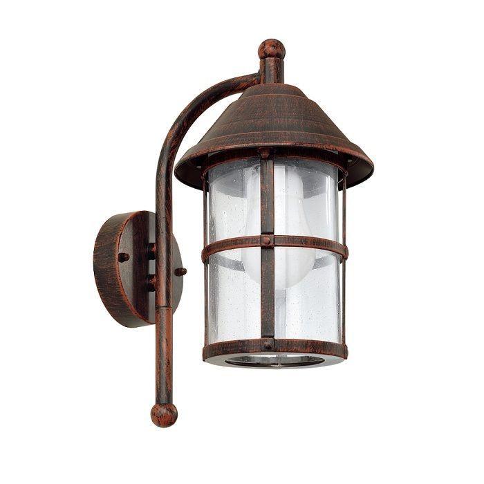 Wandleuchte Außenleuchte Wandlampe Garten  Landhaus Rustikal Lampe Leuchte Neu
