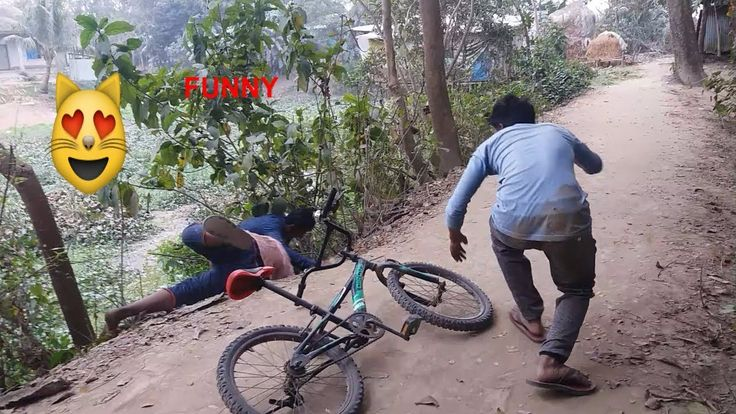 Funny Bicycle Prank |Funny bicycle fails comedy video hd