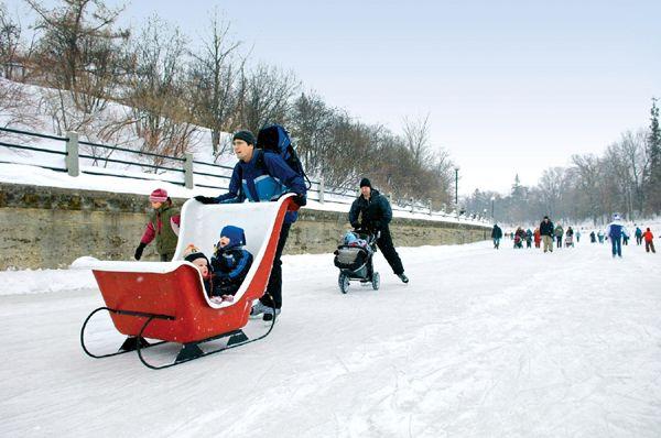 Winterlude, Ottawa, Ontario, Canada
