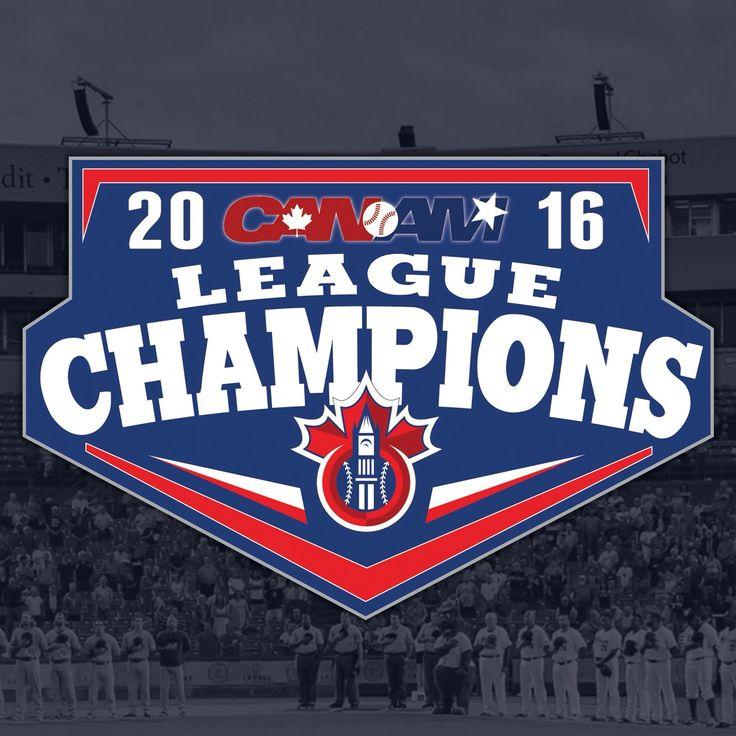 2016 CanAm Champions - The Ottawa Champions Baseball Club