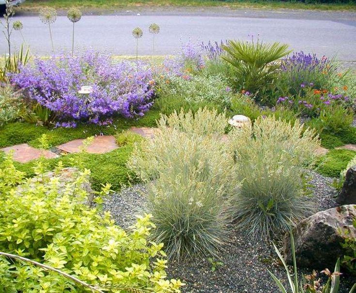 les 25 meilleures id es de la cat gorie jardin sec sur pinterest jardins aux petites fleurs. Black Bedroom Furniture Sets. Home Design Ideas