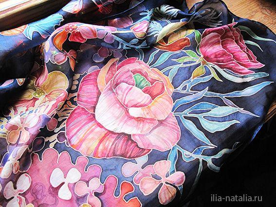 batik Natalia Rozhkova