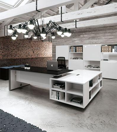 Planet serie - Havic Kantoormeubelen - design kantoormeubel - directie - office - executive desk - bureau - design