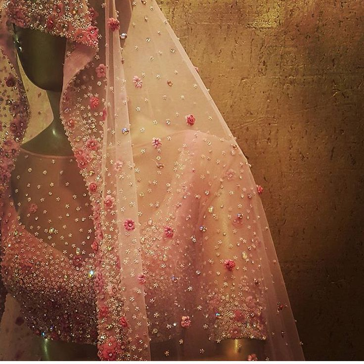 House of Neeta Lulla # hand work # Indian hand crafted fashion