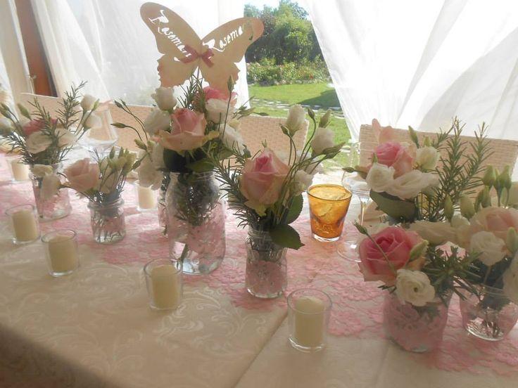 Un romantico matrimonio all'agriturismo ristorante Taverna di Bibbiano tra Siena e San Gimignano.