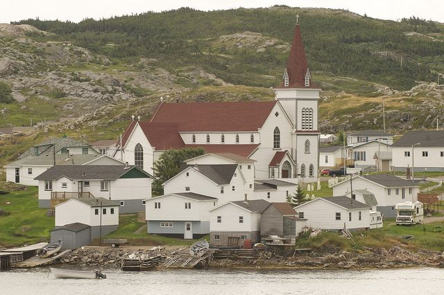 Town of Fogo, Central Newfoundland  Possible trip out in October