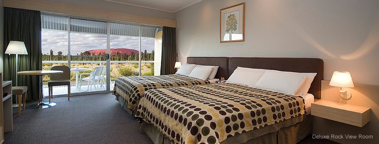 Desert Gardens Hotel, Ayers Rock Resort - Uluru
