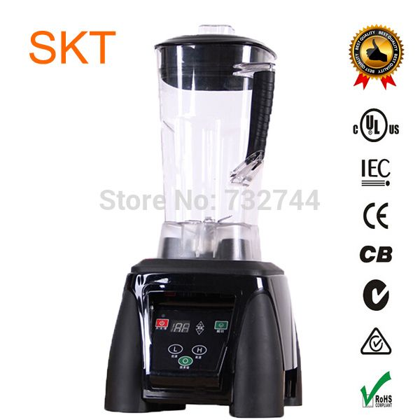 Find More Blenders Information about High speed 45000rpm commercial mini blender,2L 22000W stand blender ,manual speed contrl  Timing blender ,Very  popular,High Quality blender mill,China blender water Suppliers, Cheap blender rpm from SKT Group on Aliexpress.com